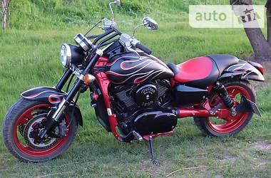 Kawasaki Mean Streak 2007 в Днепре