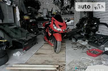 Kawasaki Ninja zzr 2006