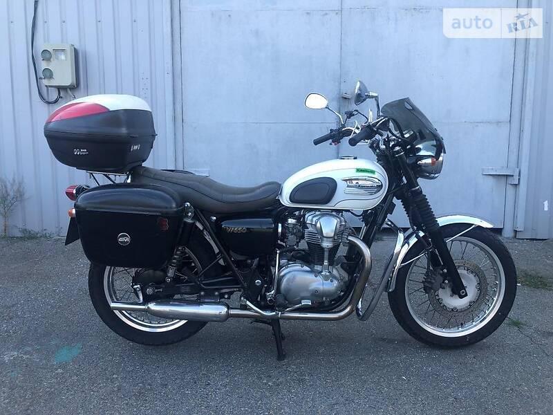 Мотоцикл Классік Kawasaki W 650 2008 в Дніпрі