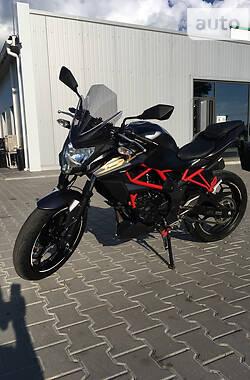 Мотоцикл Без обтікачів (Naked bike) Kawasaki Z 250SL 2015 в Вишгороді