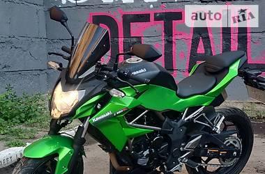 Мотоцикл Без обтекателей (Naked bike) Kawasaki Z 250SL 2016 в Киеве