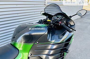 Мотоцикл Спорт-туризм Kawasaki ZZR 1400 2018 в Києві