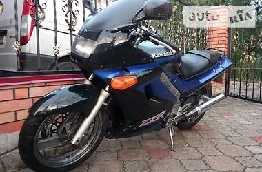 Kawasaki ZZR 2000 в Дубровице