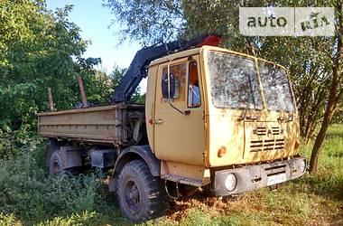 КАЗ 4540 1994 в Ромнах