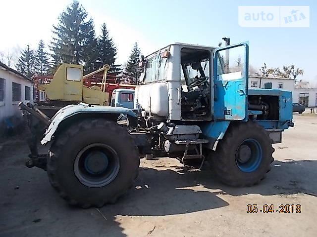 ХТЗ Т-150 1988 в Згурівці