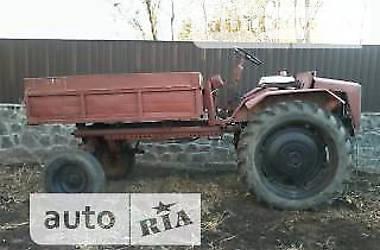 ХТЗ Т-16 1990 в Первомайске