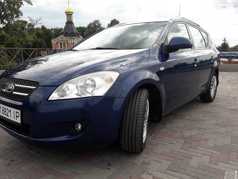 Kia Ceed 2009 в Харькове