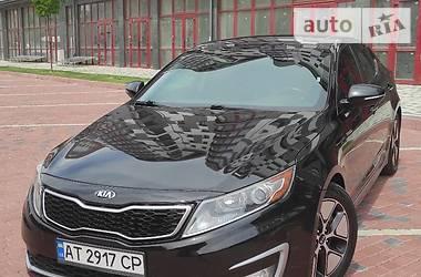 Седан Kia Optima 2013 в Ивано-Франковске