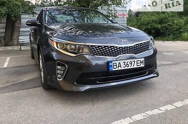 Седан Kia Optima 2017 в Кропивницком
