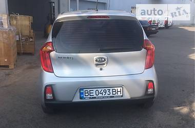 Kia Picanto 2015 в Николаеве