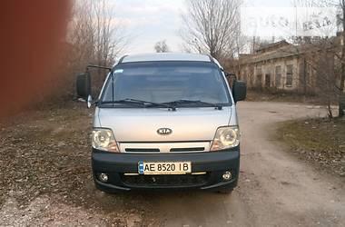 Фургон Kia Pregio груз. 2005 в Кривом Роге