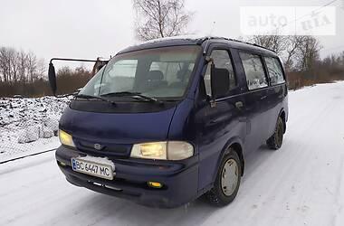 Kia Pregio пасс. 1997 в Львове