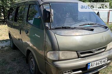 Легковой фургон (до 1,5 т) Kia Pregio пасс. 2000 в Киеве