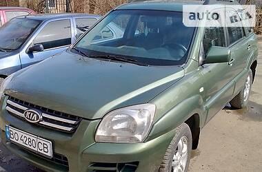 Kia Sportage 2005 в Ивано-Франковске