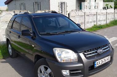 Внедорожник / Кроссовер Kia Sportage 2005 в Харькове