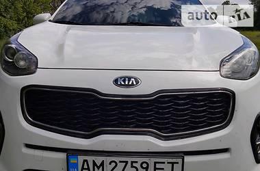 Внедорожник / Кроссовер Kia Sportage 2015 в Житомире