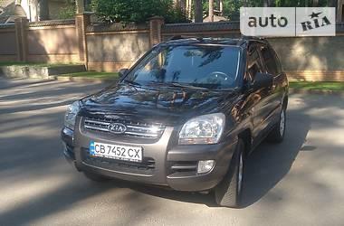 Внедорожник / Кроссовер Kia Sportage 2006 в Чернигове