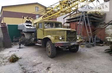 КрАЗ 257 1982 в Ровно