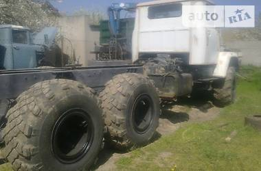 КрАЗ 260 1993 в Овидиополе