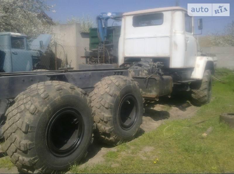 КрАЗ 260 1993 в Овідіополі