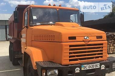 КрАЗ 6510 1992 в Яворове