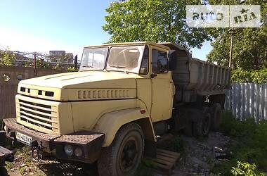 КрАЗ 6510 1992 в Києві