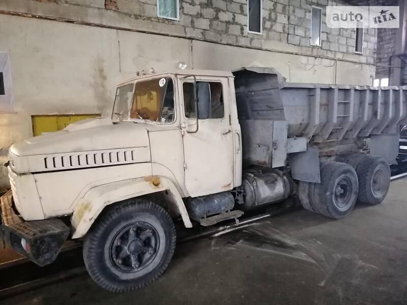 Самоскид КрАЗ 6510 1994 в Вишневому