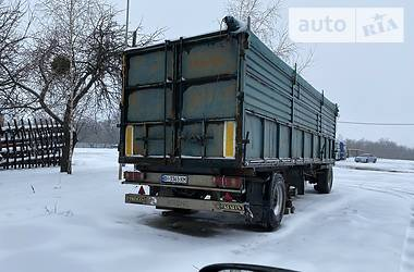 Зерновоз - прицеп Krone ADP 1999 в Полтаве