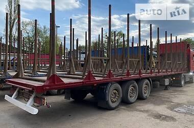 Лесовоз / Сортиментовоз - полуприцеп Krone SD 2012 в Полтаве