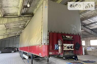 Тентований борт (штора) - напівпричіп Krone SD 2010 в Харкові
