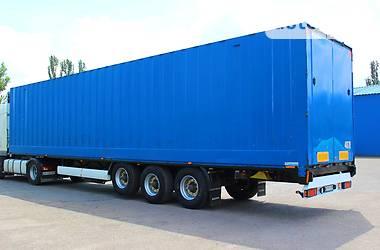 Фургон полуприцеп Krone SDK 2005 в Кривом Роге