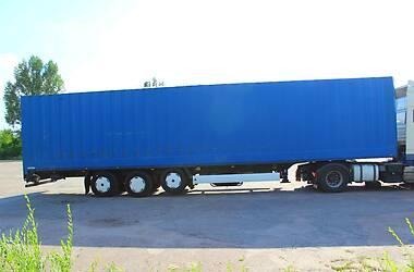 Фургон напівпричіп Krone SDK 2005 в Кривому Розі
