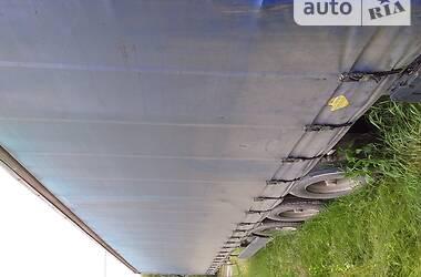 Тентованный борт (штора) - полуприцеп Krone SDP 24 1997 в Ивано-Франковске
