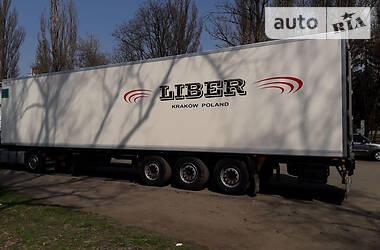 Рефрижератор полуприцеп Krone SDR 2006 в Гайсине