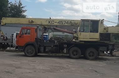 КС 4574 1991 в Львове