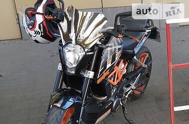 KTM 390 Duke 2016 в Житомирі