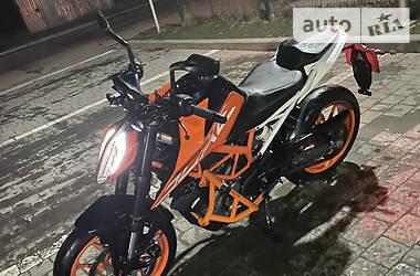 KTM 390 Duke 2020 в Львове