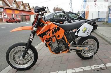 KTM 520 2003 в Берегово