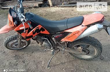Мотовсюдиход KTM 640 Adventure 2007 в Славському