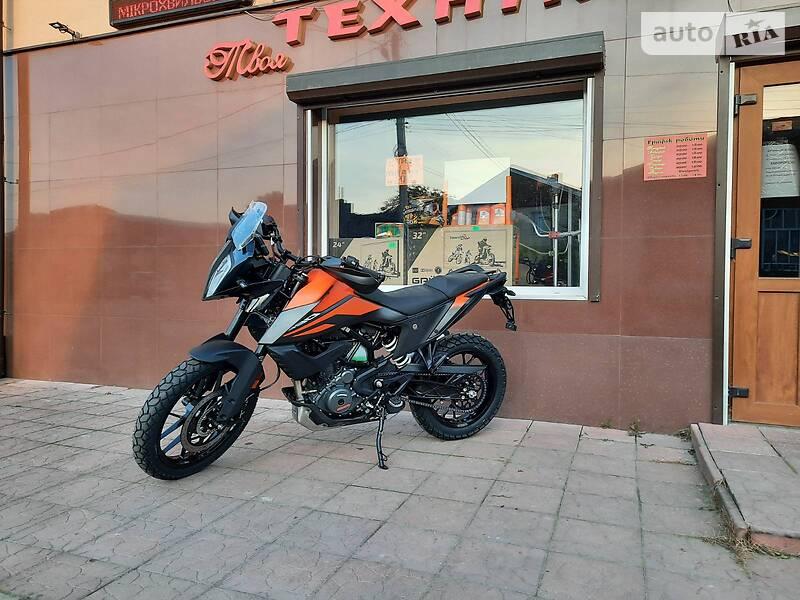 KTM Adventure 2020 в Болехове