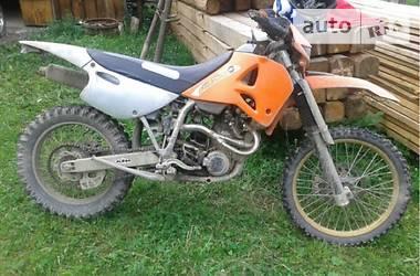 KTM LC 2002 в Косове