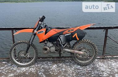 KTM SX 250 2004 в Мостиске