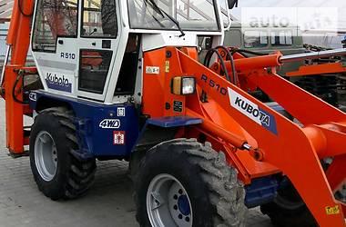 Kubota R 1999 в Львове