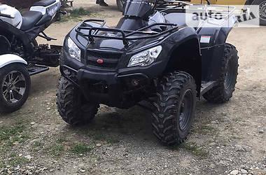 Квадроцикл  утилитарный Kymco MXU 2016 в Сторожинце