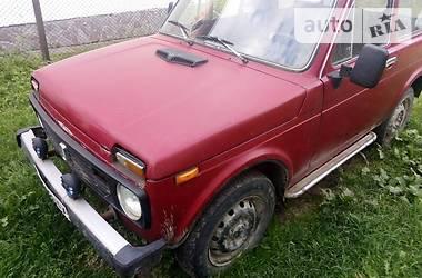 Внедорожник / Кроссовер Lada 2113 1995 в Моршине