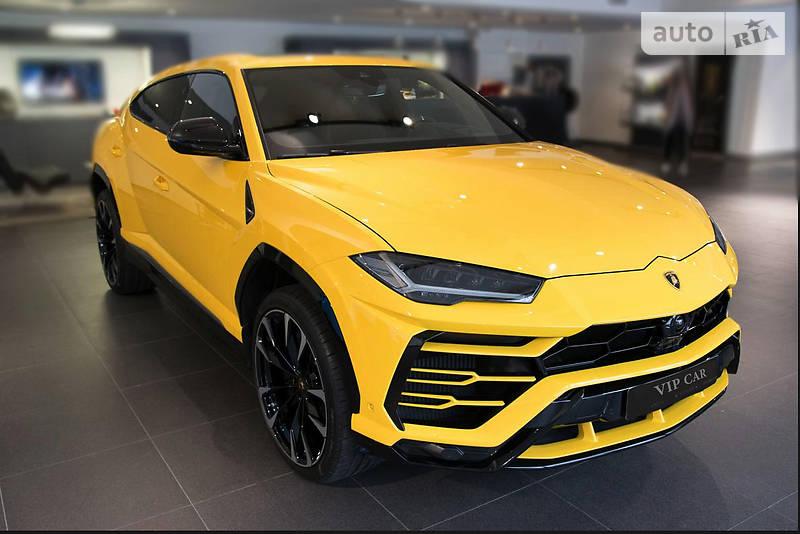 Lamborghini Urus 2018 року в Києві