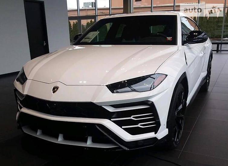 Lamborghini Urus 2019 року в Києві