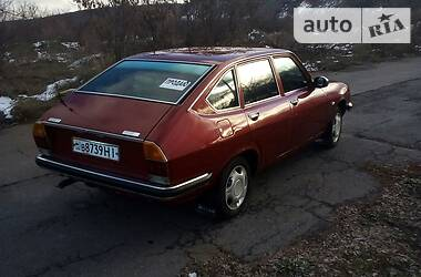 Lancia Beta 1981 в Кривом Роге