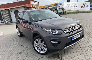 Land Rover Discovery Sport 2015 в Мукачево