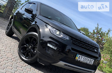 Внедорожник / Кроссовер Land Rover Discovery Sport 2015 в Ивано-Франковске